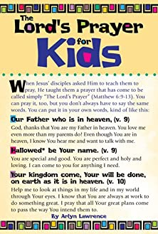 The Lord's Prayer for Kids 20-pack