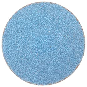 Norton R821 NorZon Plus Abrasive Disc, Cloth Backing, Speed-Lok TR Quick-Change, Zirconia Alumina