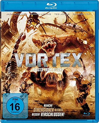 Vortex - Beasts from Beyond [Blu-ray]