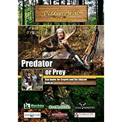 Outdoors with Eddie Brochin Predator or Prey Gun hunts for Coyote and the illusive Bobcat