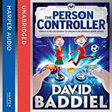 The Person Controller (       UNABRIDGED) by David Baddiel Narrated by David Baddiel