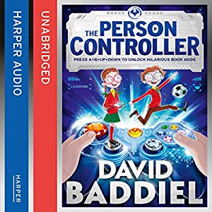 The Person Controller Audiobook