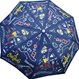 Cheeky Chunk Blue Umbrella
