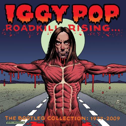 Iggy Pop - Roadkill Rising: The Bootleg Collection 1977-2009 (4 CD) - Zortam Music