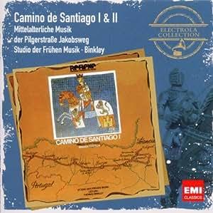Musique Medievale De Pélerinage (Camino De Santiago I & Ii)