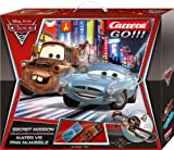 Carrera Go Disney Cars 2 - Secret Mission Race Set