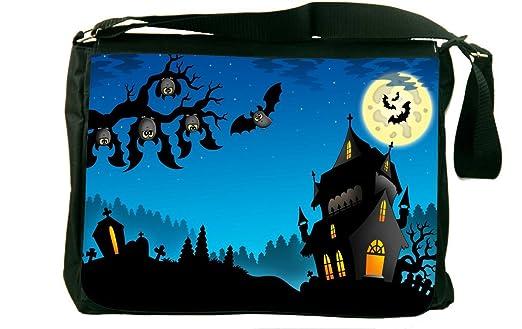 Halloween Messenger Bags