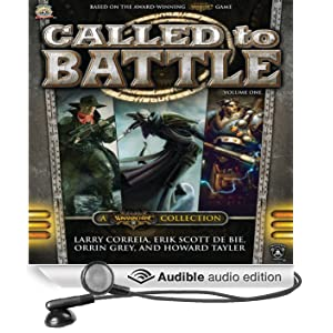 Called to Battle, Vol. One: A Warmachine Collection (Unabridged)