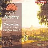 Rosetti: Symphony in D Major / G Major / C Major / F Major