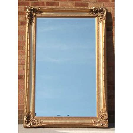 Large Gold Monte Carlo Mirror (6ft x 4ft)