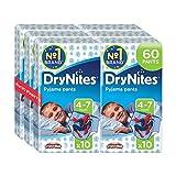 Huggies DryNites Jungen Pyjama-Hosen, für 4-7 Jahre, 6 x 10...