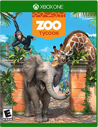 Zoo Tycoon XBOX ONE image