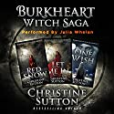 Burkheart Witch Saga Box Set, Books 1-3 Audiobook by Christine Sutton Narrated by Julia Whelan