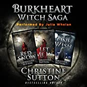 Burkheart Witch Saga Box Set, Books 1-3 | Christine Sutton