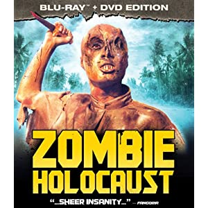 Zombie Holocaust Blu-ray