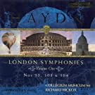 Haydn: London Symphonies, Vol. 1