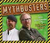 Mythbusters(TM) 2014 Boxed/Daily (calendar)