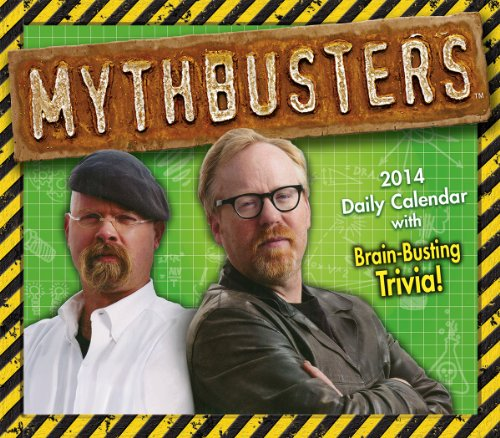 Mythbusters 2014 Boxed/Daily (calendar)