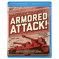 Armored Attack / North Star [Blu-ray]