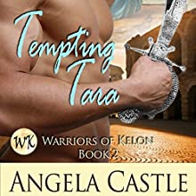 Tempting Tara Audiobook by Angela Castle Narrated by Jennifer Cliff