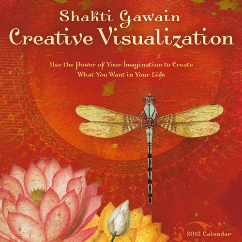 Creative Visualization 2012 Wall Calendar