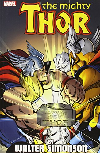 Thor By Walter Simonson 01