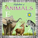 Alphabet of Animals - A Smithsonian Alphabet Book (with audiobook CD and poster)