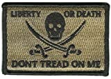 Calico Jack Tactical Patch - Coyote Tan