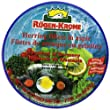 Rugen-Krone Herring in Aspic, 7.05-Ounce Round Tins (Pack of 12)