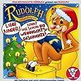 Rudolph liest die Weihnachtsgeschichte.