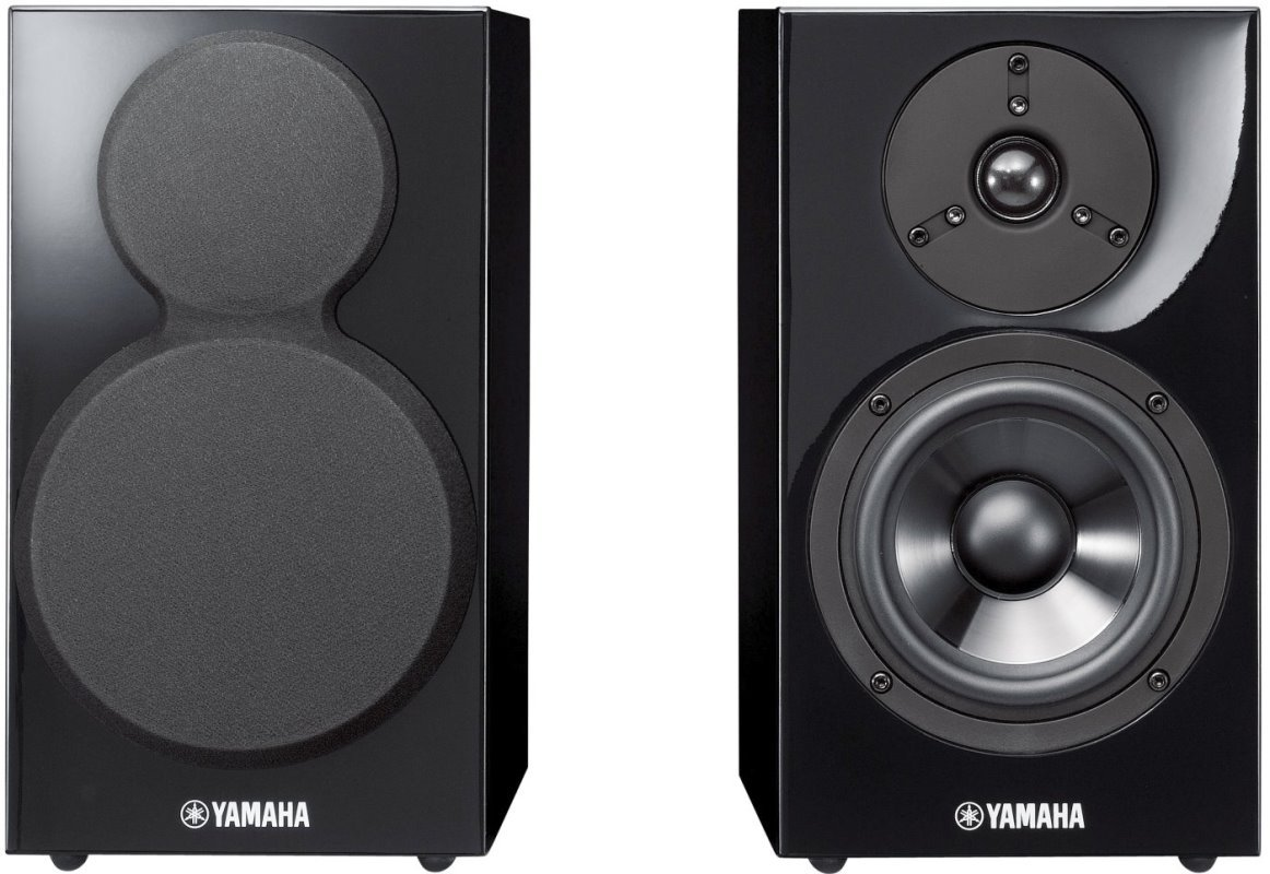 yamaha ns bp150 lautsprecher paar monitor studio neu 2. Black Bedroom Furniture Sets. Home Design Ideas