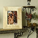 Casa Decor Premium Collection Of Wooden Photo Frame 4x6 Photos Xmas Hanging Or Table Top Decorations With Rustic...