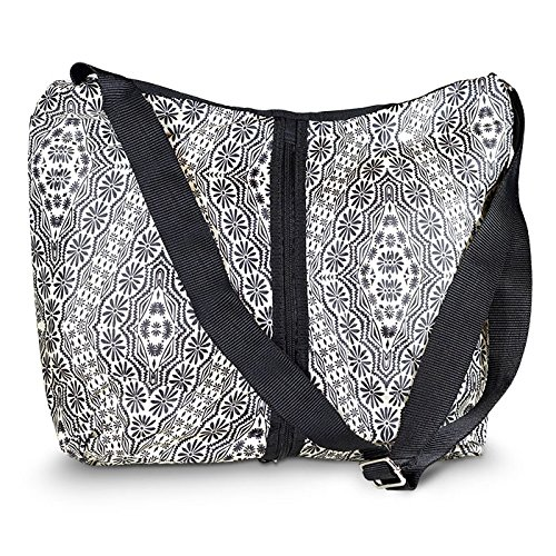 buy Diaper Bag - Expandable, Trendy & Stylish, Easy To Clean, Multiple Compartments, Bag Expands with Zipper, Doubles As An Everyday Tote Bag, By Scuddles for sale