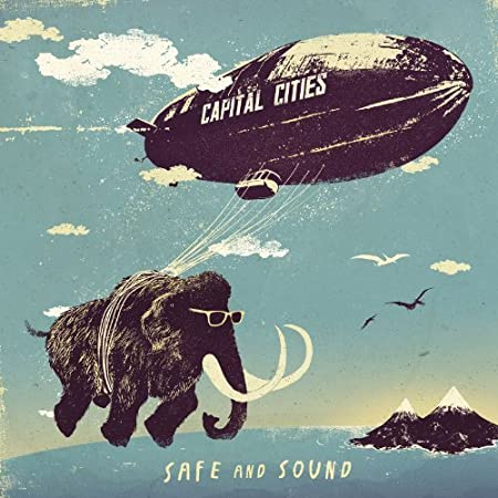 Safe And Sound  von Capital Cities  								bei Amazon kaufen
