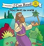 Jesus Saves the World: The Beginner's Bible |  Zonderkidz