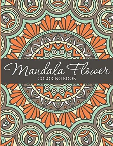 Mandala Flower Coloring Book