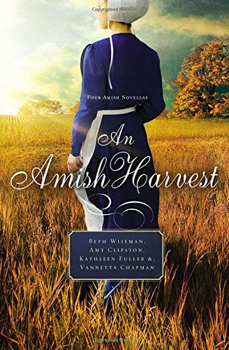 Book Cover: An Amish Harvest: Four Novellas