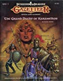 The Grand Duchy of Karameikos (Dungeons and Dragons Special Module)