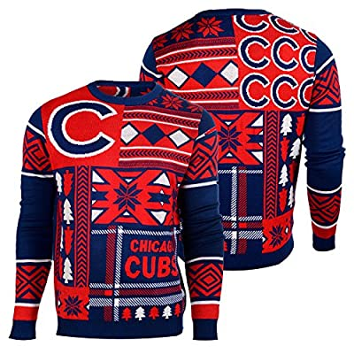 MLB Patches Ugly Sweater - Pick Team