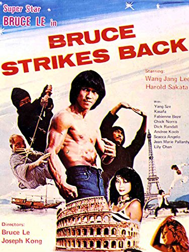 Bruce Strikes Back on Amazon Prime Video UK