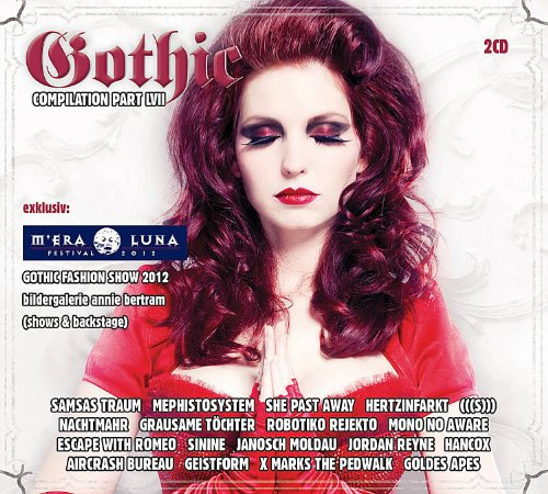 VA-Gothic Compilation 57-2CD-FLAC-2012-OUTERSPACE Download