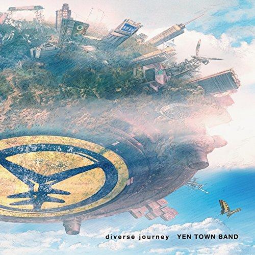 「YEN TOWN BAND」20年ぶり新作「diverse journey」を2016年7月20日に発売へ