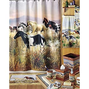 Western Shower Curtains Reviews Log Homes