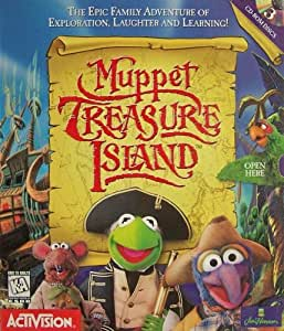 Muppets Treasure Island Game Pc