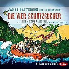 Abenteuer am Nil (Die vier Schatzsucher 2) Hörbuch von James Patterson Gesprochen von: Marius Clarén