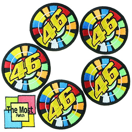 lot-of-6-5-1-46-colorful-valentino-rossi-motogp-championship-motocycle-embroidered-iron-sew-on-patch