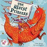 Anna Kemp The Worst Princess