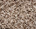 Indoor Frieze Shag Area Rug - Bramble II 40 oz - plush textured carpet with Premium BOUND Polyester Edges. Many Sizes and Shapes to choose.