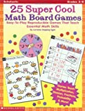 25 Super Cool Math Board Games from cool-games.org.uk