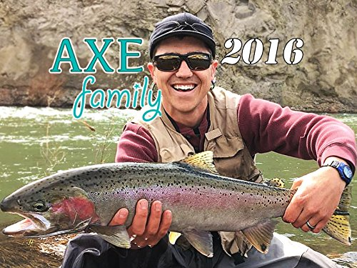Axe Family 2016 - Season 3